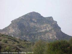 Monte Lora (la dormiente) (S.Vito)